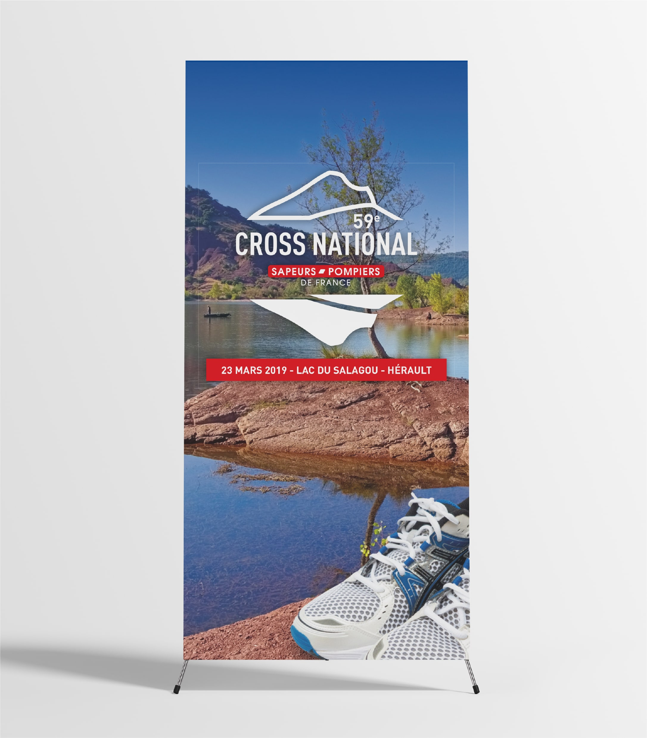 SDIS34 Affiche Cross National